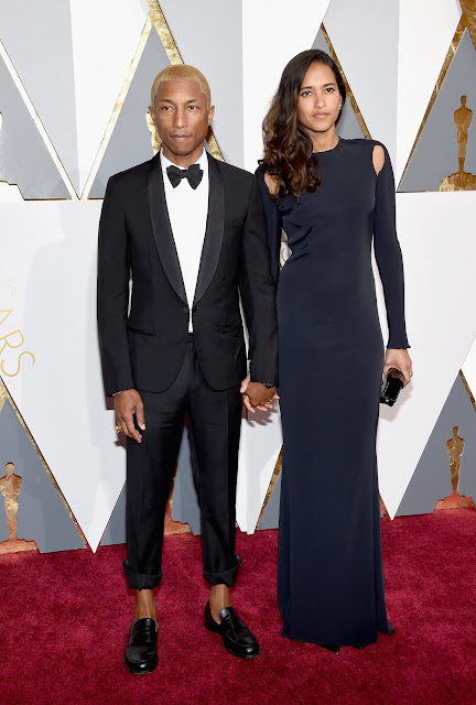 Oscar 2016 Pharrel Williams