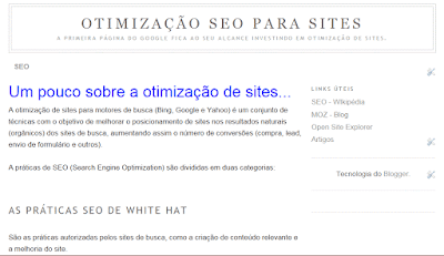 Demo do template minima responsivo