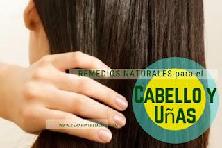 Remedios caseros para el cabello y las uña. Tratamientos naturales para nutrir y fortalecer