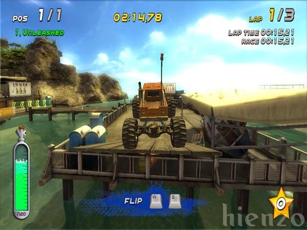 Smash Cars PC Gameplay