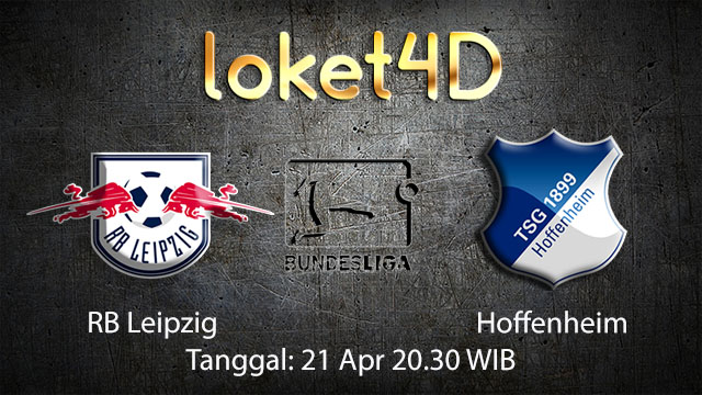 BOLA88 - PREDIKSI TARUHAN BOLA RB LEIPZIG VS HOFFENHEIM 21 APRIL 2018 ( GERMAN BUNDESLIGA )