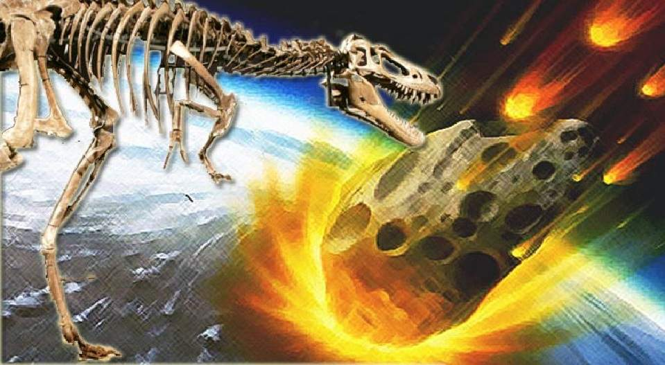 Asteroid That Killed The Dinosaurs Plunged The Earth Into ...