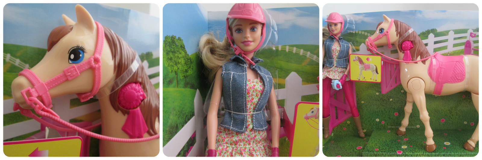 Barbie Saddle n' Ride fashion
