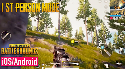 Tutorial Cara Mode FPS di PUBG Mobile