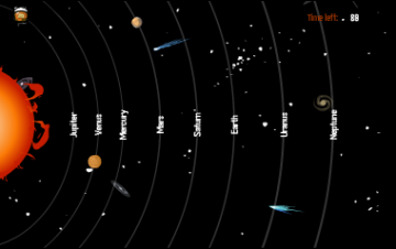 My Solar System in Oder - Pics about space