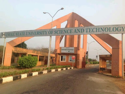 ESUT Admission Screening with awaiting results