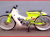Cara Modifikasi Honda Astrea Star Lebih Menawan Dan Keren