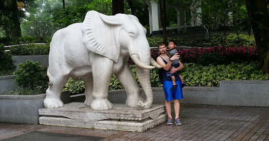 May 4, 2016 - Guangzhou City Zoo & Cantonese Restaurant