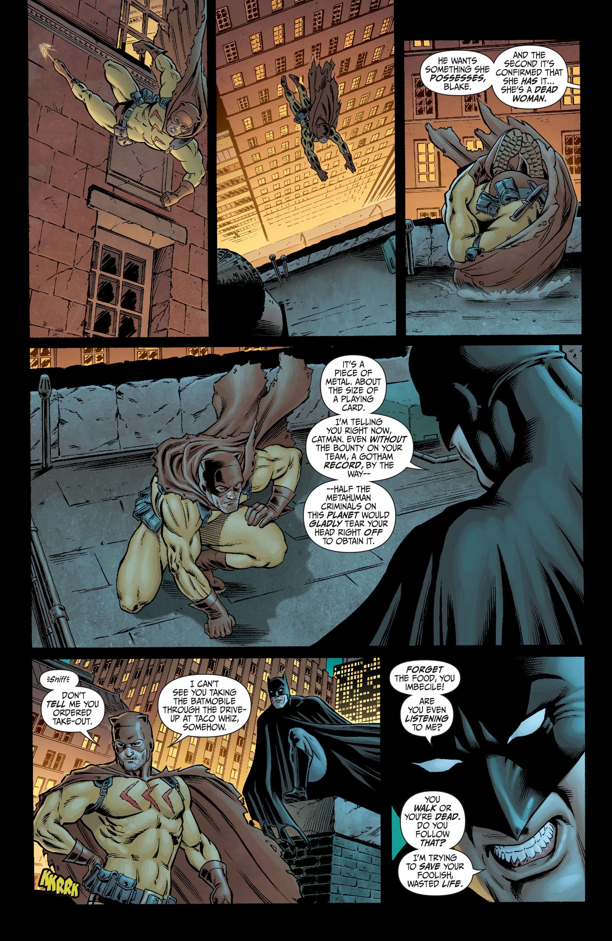 Read online Secret Six (2008) comic -  Issue #2 - 14