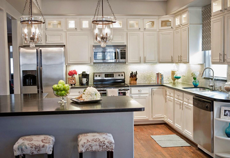 Tipe Membuat Model Desain Interior Dapur Rumah Minimalis Full Woods