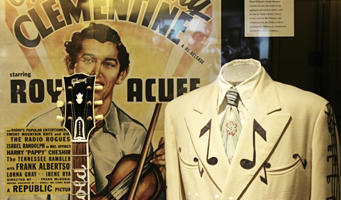 Country Music Hall of Fame Nashville Tennessee