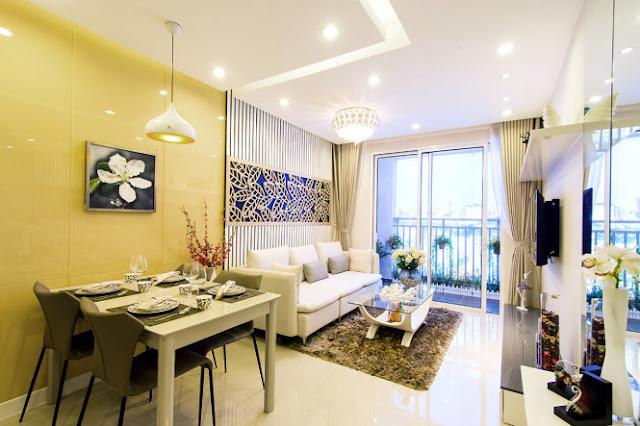 dự án RichStar - khu phức hợp đầu tiên của thương hiệu uy tín này tại Q.Tân Phú.
