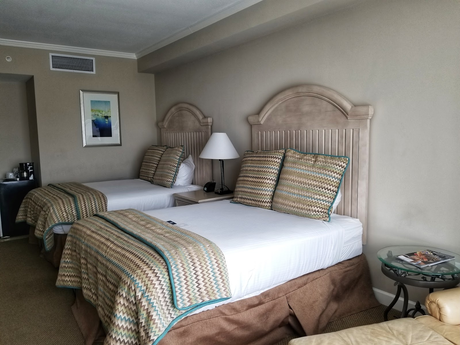 Wild Dunes Resort Two Bed Queen Room