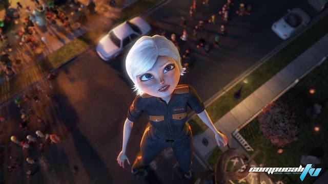DreamWorks Spooky Stories 720p HD Español Latino Descargar BRRip