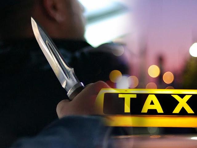 В Башкирии жестоко расправились с таксистом