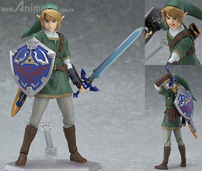 Figura Link Twilight Princess Ver. figma The Legend of Zelda Twilight Princess