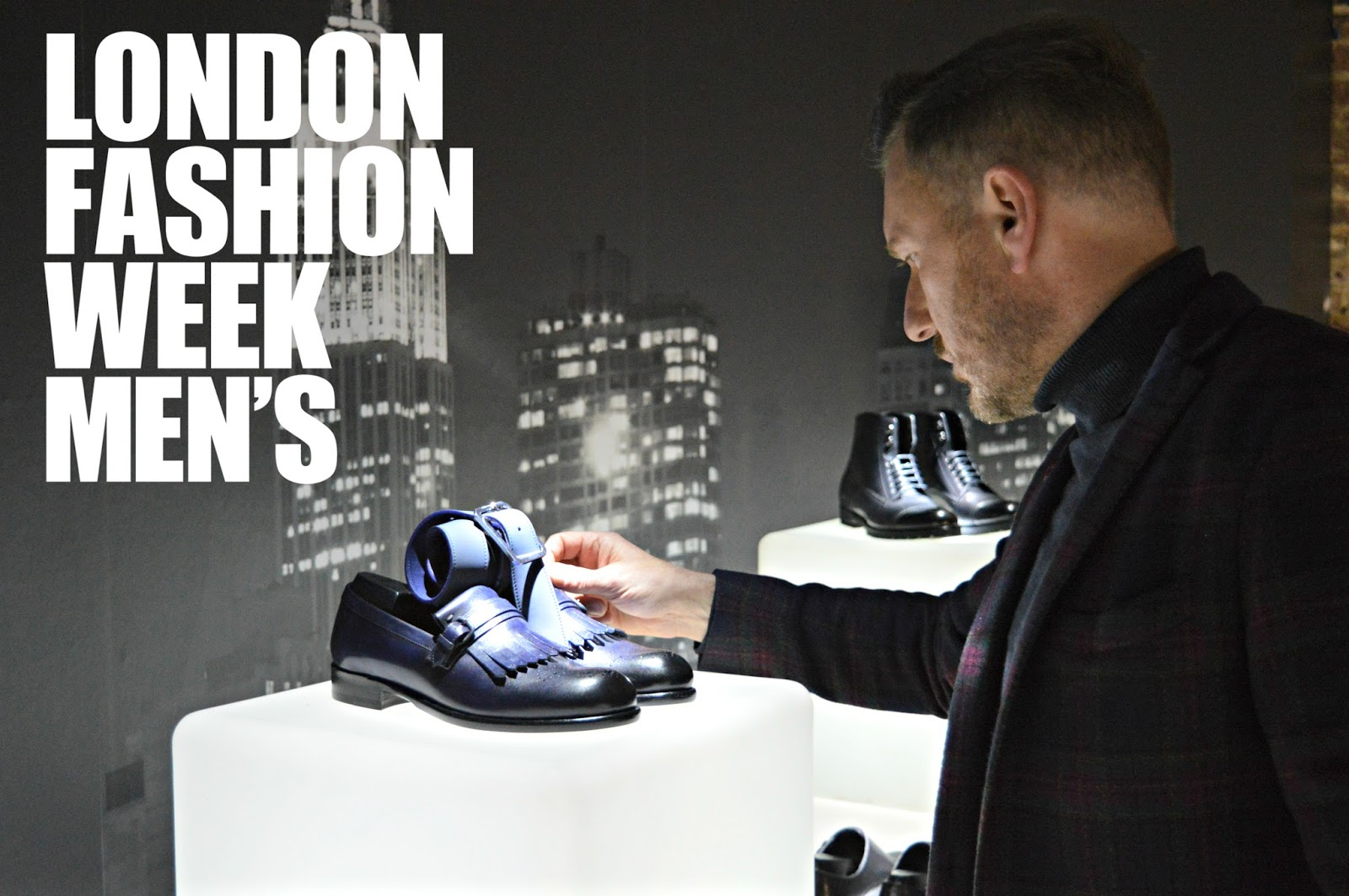11376cc52346 Craig of That Dapper Chap takes us around the shows and presentations on  day one of this seasons London Fashion Week Men s