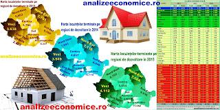 Câte locuințe au fost finalizate în județul tău anul trecut