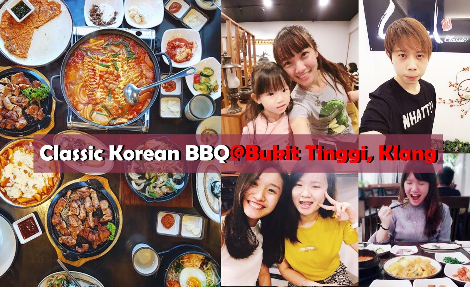 Seoul Classic Korean Bbq Bandar Bukit Tinggi 2 Klang