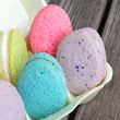 Easter Egg Macarons ~ Be Different...Act Normal