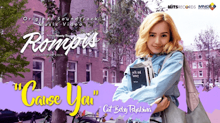 Lirik Lagu Beby Tshabina - Cause You