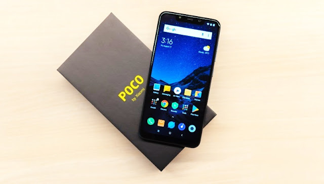 pocophone display