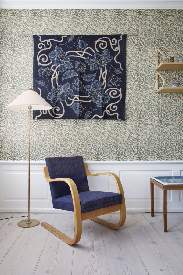 Mingei at The Apartment, via Scandinavian Love Song