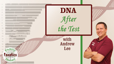 Genetic genealogy DNA 6 hour webinar