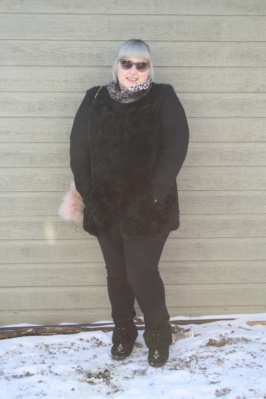 French Curves: Faux Fur