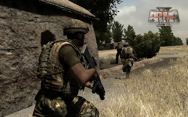 ArmA 2 Reinforcements PC Full Version Screenshot 3