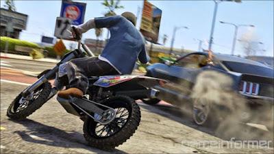 تحميل لعبة GTA 5 بروابط مباشرة