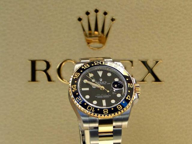 Rolex. Nilai RepTrack: 78,4