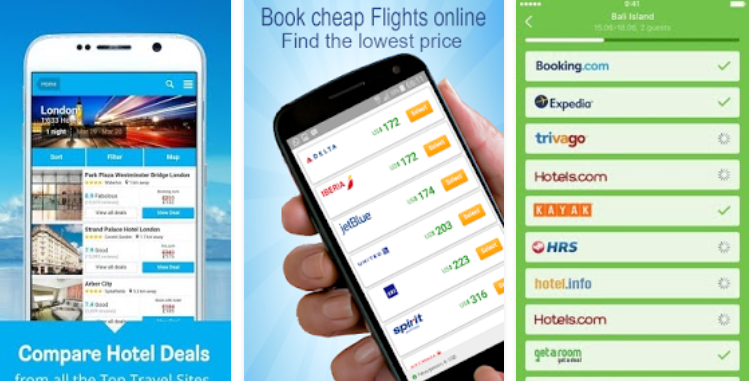 Hightechholic Comparehunt Book Hotels And Flights With The Lowest
