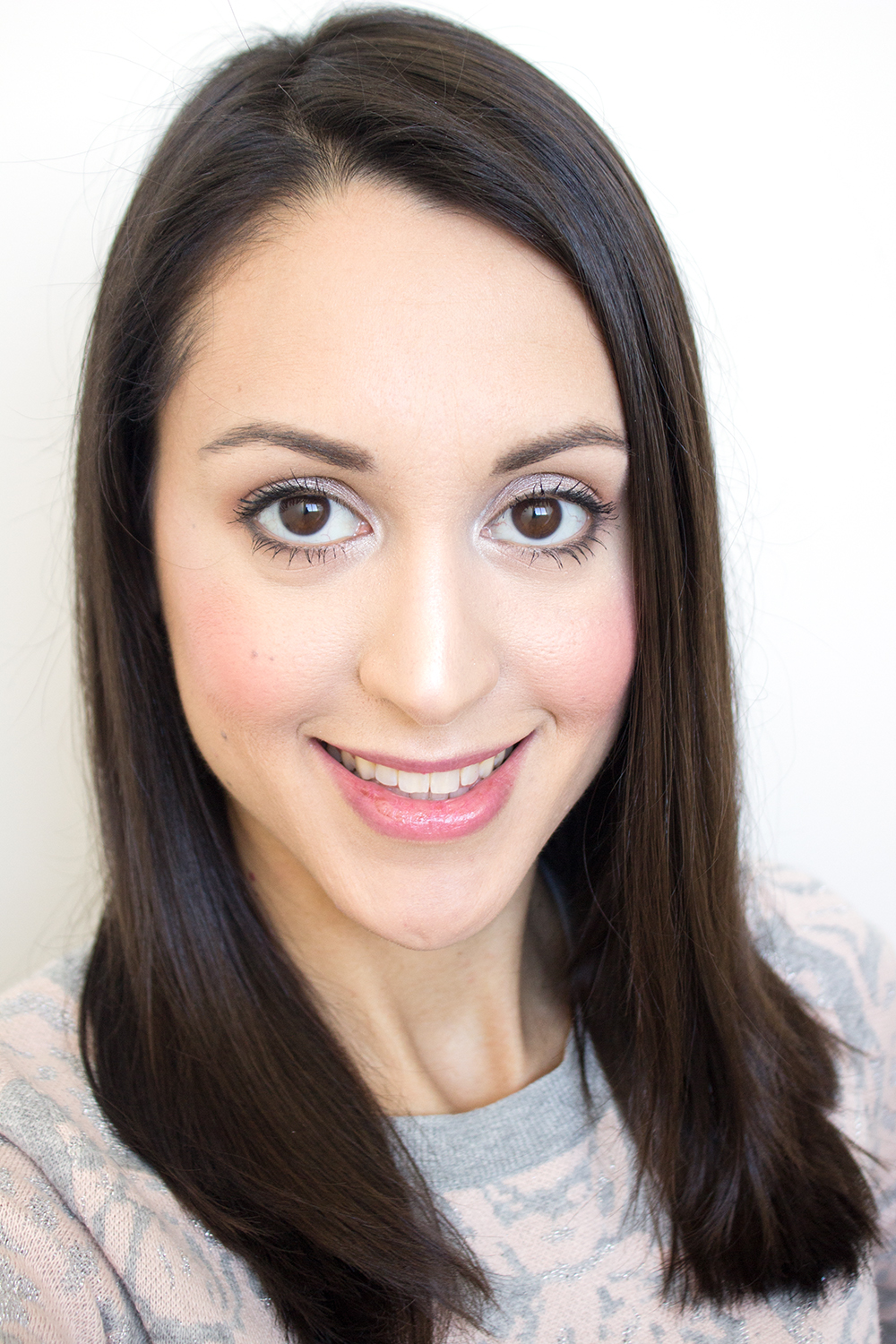 Too Faced White Chocolate Chip Palette Makeup Look