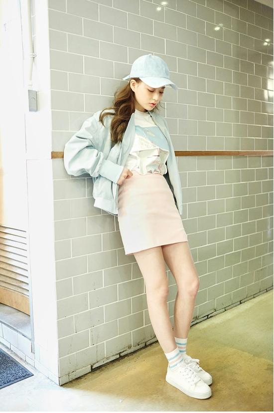 Statuesque Korean Fashion