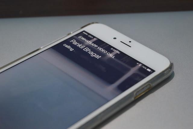 iPhone'da WhatsApp Video Çağrıları Nasıl Yapılır