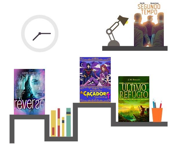 Lançamentos do Mês de Junho - Editora Draco Books