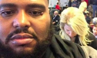 Homem responde a racismo em fila de aeroporto nos EUA e recebe aplausos