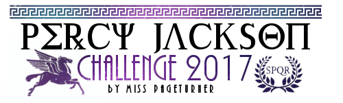 Percy Jackson Challenge: Monatsthema April: Ares/Mars