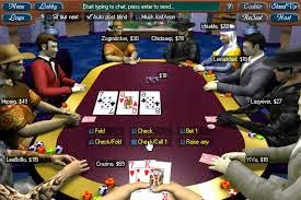 Is poker just math