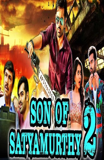 Son Of Satyamurthy 2 2017 HDRip 480p Hindi Dubbed 300MB