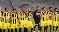 المقاولون العرب يتغلب على النادي المصري بهدف وحيد ويتصدر الدوري المصري