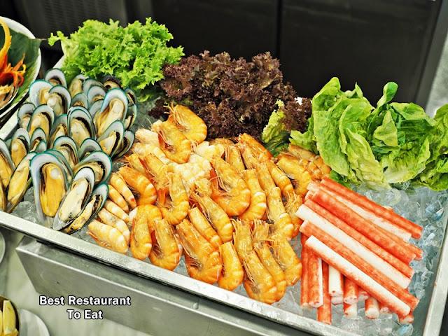 Seafood on IceRamadhan 2018 Buffet Klang Premiere Hotel Warna Warni Ramadhan