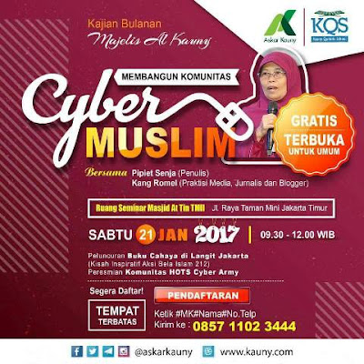 Manifesto Cyber Muslim