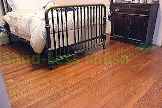No Sanding Hardwood Floor Refinishing, NYC