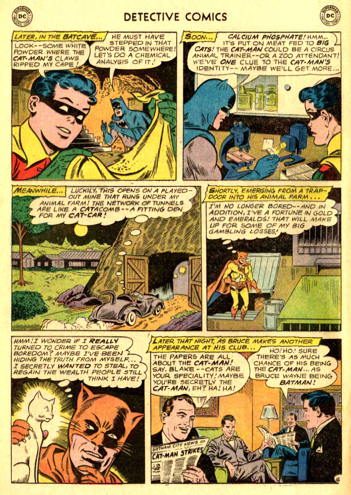 Detective Comics (1937) 311 Page 7