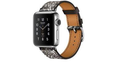 179173c49b80e اكبر شريك بشركة ابل سوارا جديدا لساعة apple watch