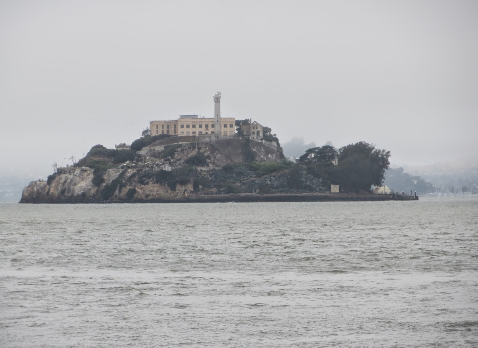 Alcatraz Early Bird Tour