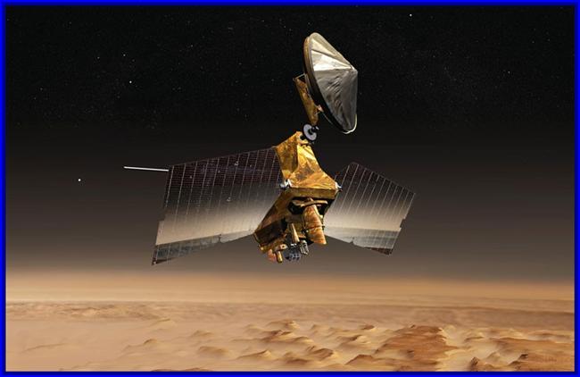 Affiliblog 2: NASA's Mars Reconnaissance Orbiter ~ What A ...