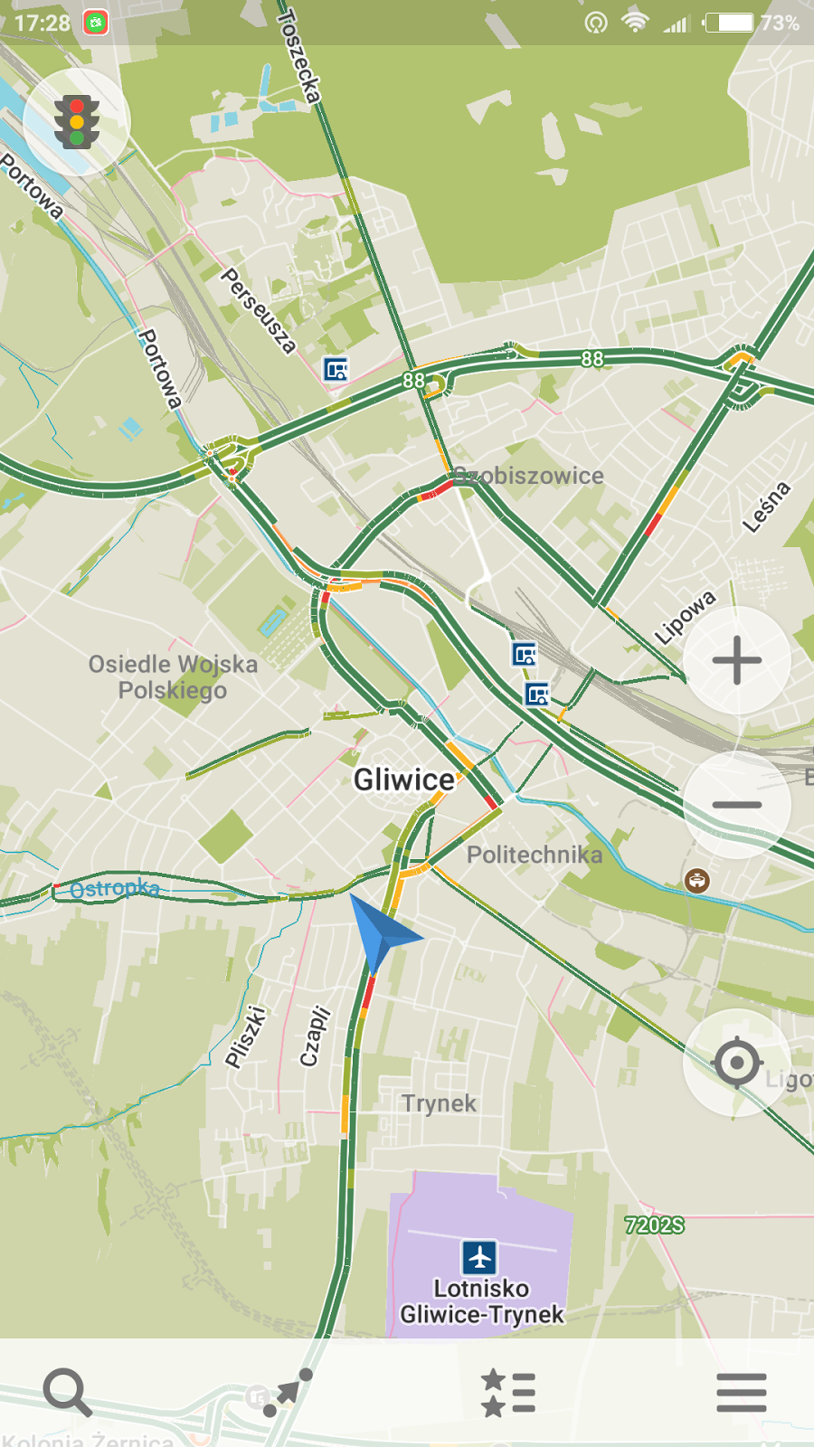 Łowca Androida: Aktualizacja Maps me wprowadza darmowy traffic